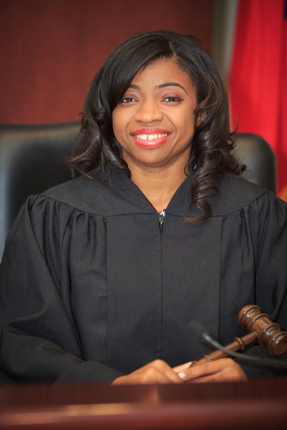 Kimberly Bandoh Judge